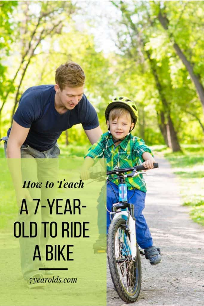 How to Teach a 7-Year-Old to Ride a Bike – 7 Year Olds