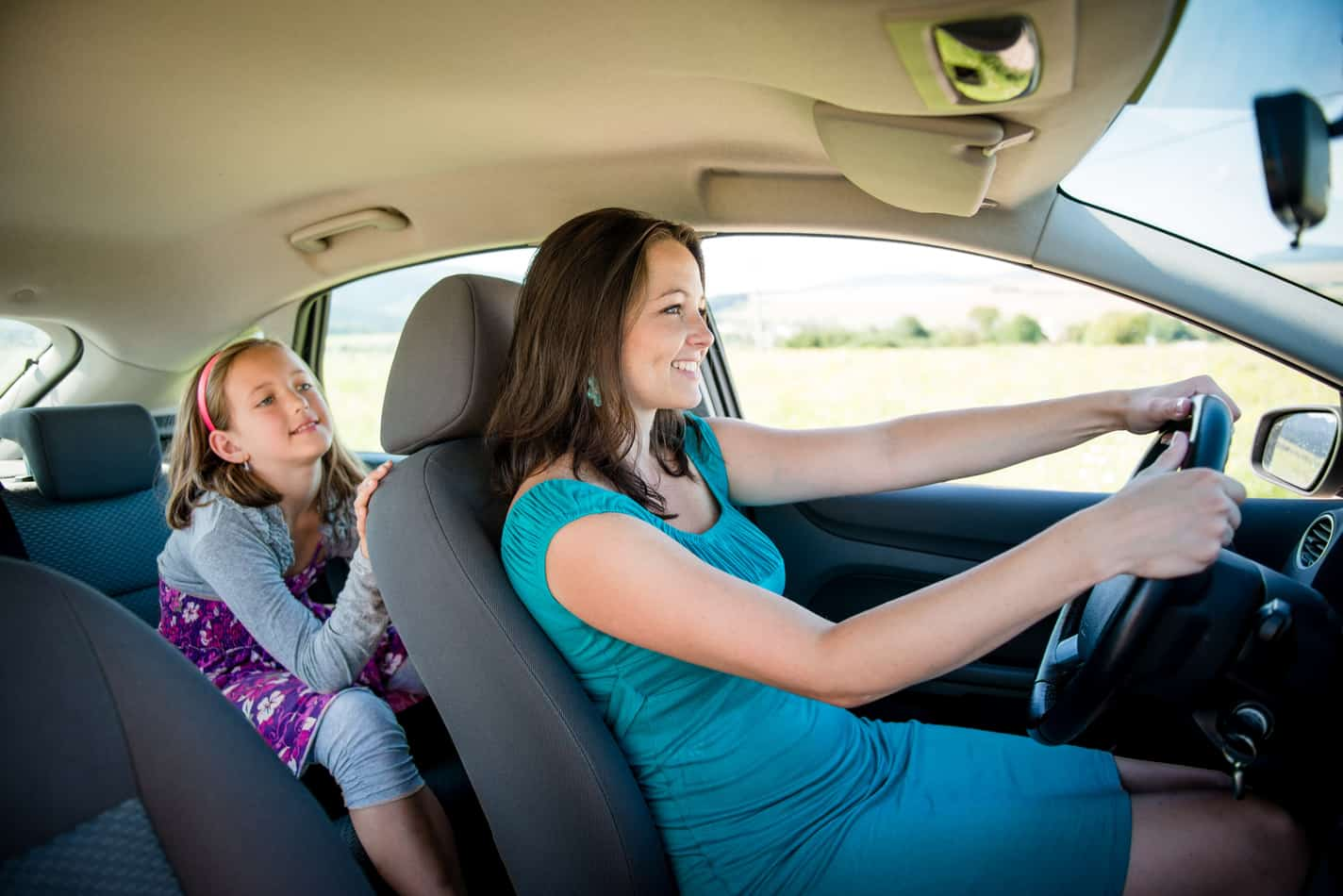 7-Year-Old to Sit in the Front Seat